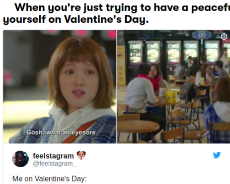 Valentines day funny memes and quotes