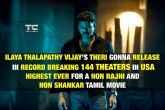 Vijay Theri US Release Screen Count