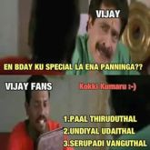 Troll vijay birthday