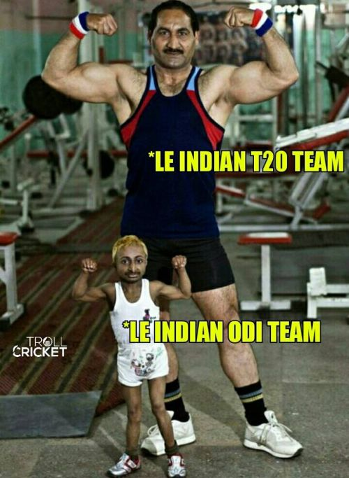 Indian T20 team is stronger than ODI team