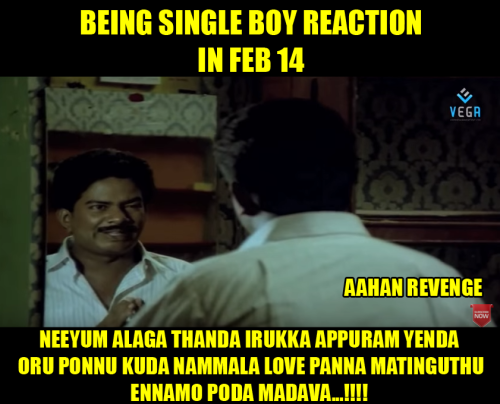 Single boys tamil memes