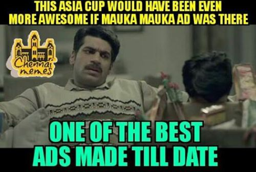 India and Pakistan Cricket Memes
