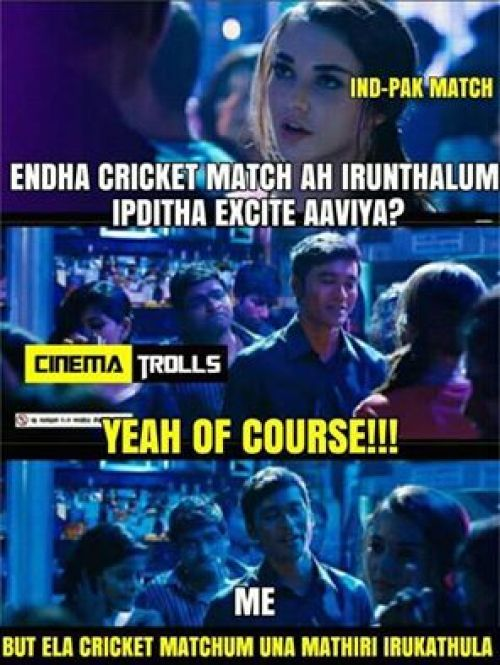 india vs pakistan cricket memes and trolls of asia cup