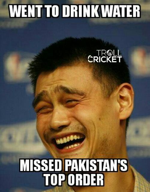 India vs Pak Match Memes