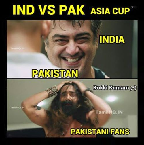 india vs pakistan cricket memes and trolls of asia cup 2016
