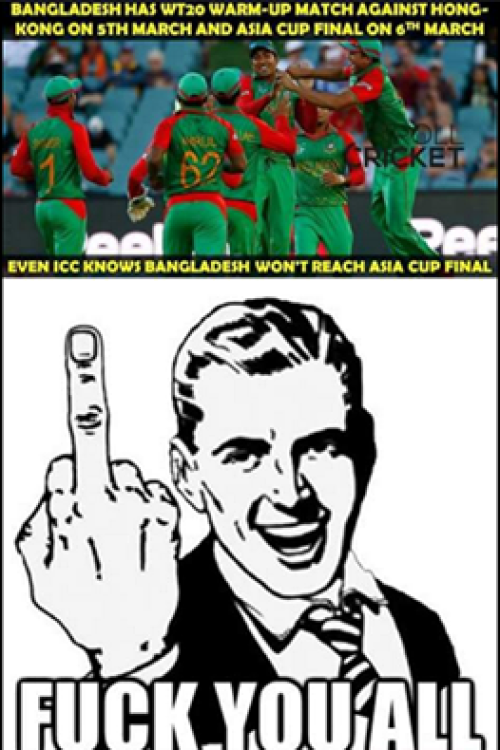 Asia cup memes and trolls