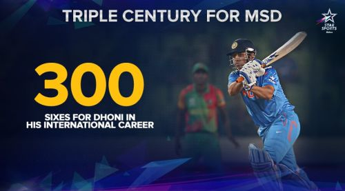 MSD Hits 300 Sixers