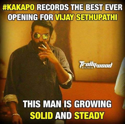 Kakapo movie vijay sethupathi memes