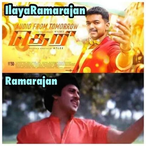 Vijay and ramarajan memes and trolls