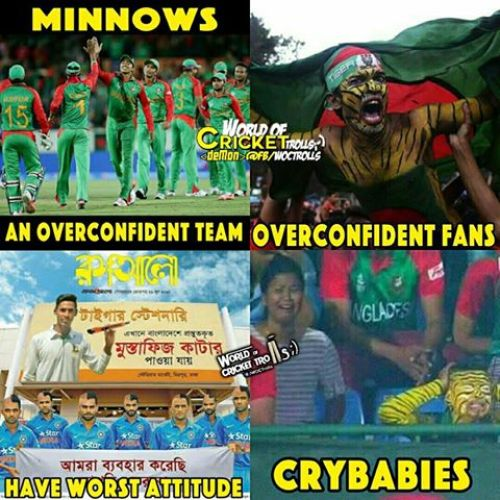 Bangladesh memes and trolls worldcup 2016