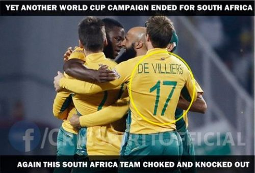 Southafrica worldcup T20 Trolls