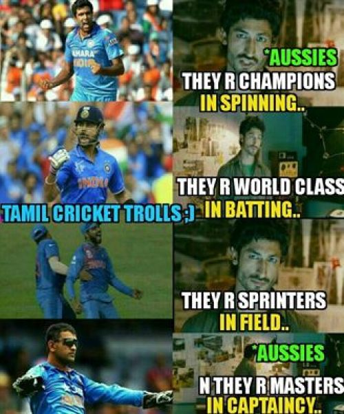 India vs Aus T20 Worldcup Tamil Memes and Trolls