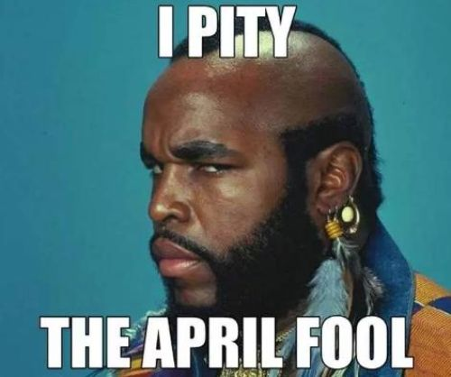 April fools day funny pics