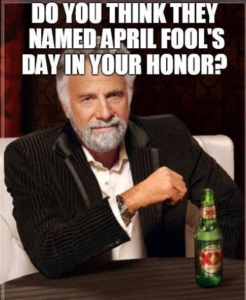 April 1 day jokes