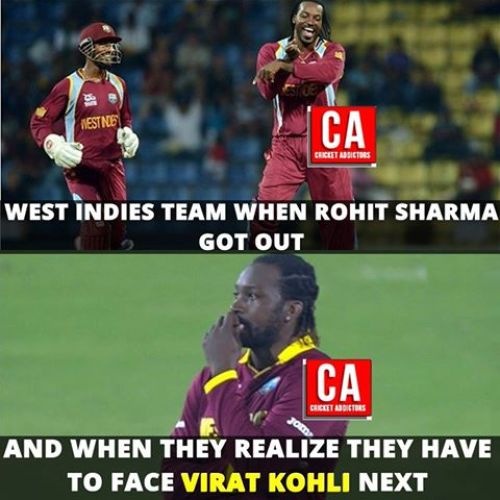 Westindies worldcup T20 memes and trolls