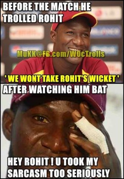Ind vs WI T20 Memes and Trolls