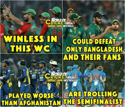 Indian team memes and trolls