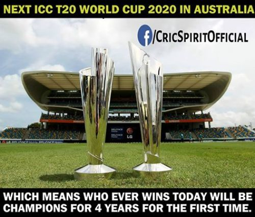 2020 Worldcup T20 will be played in Australia