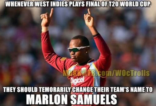 Westindies match winning memes