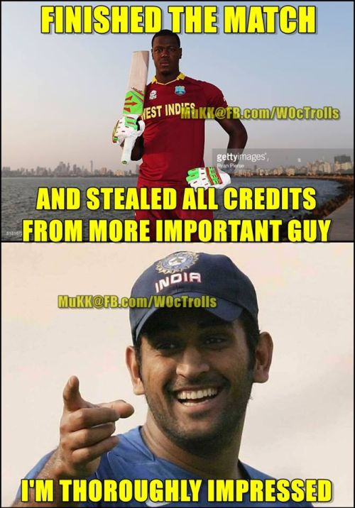 Westindies winning memes and trolls