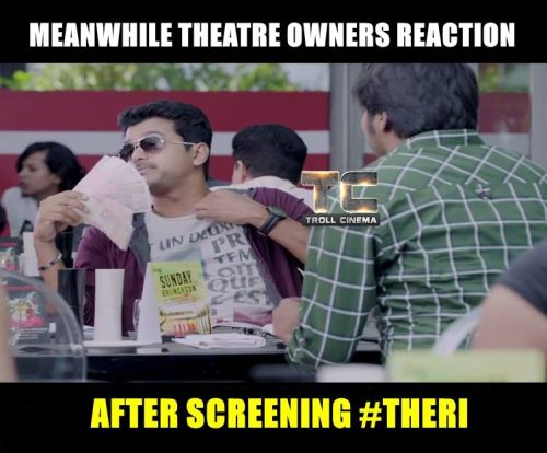 Theri collections memes