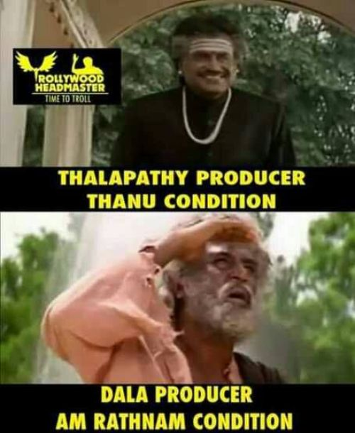 Troll ajith producers