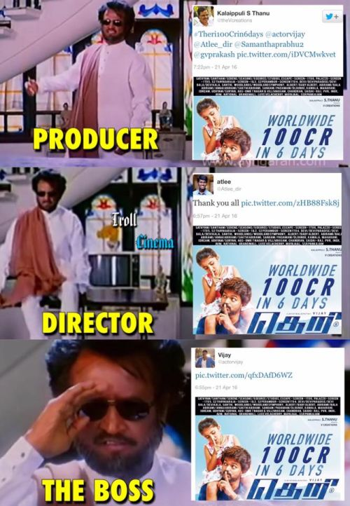 Theri baby memes