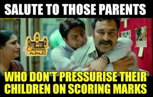 TN Plus two parents memes and trolls