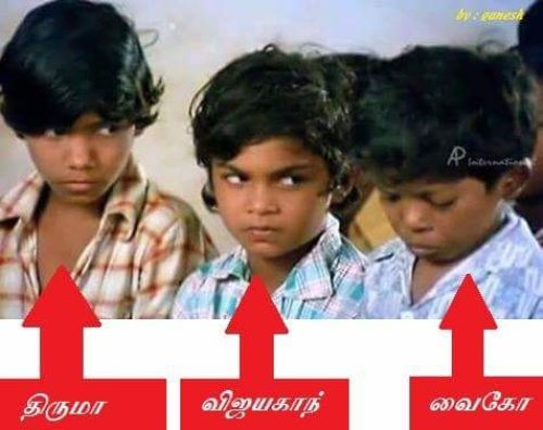 Vaiko election result trolls