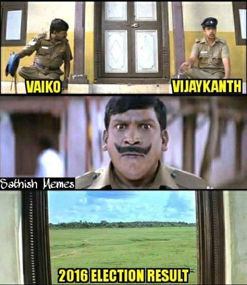Vaiko and Captain Memes