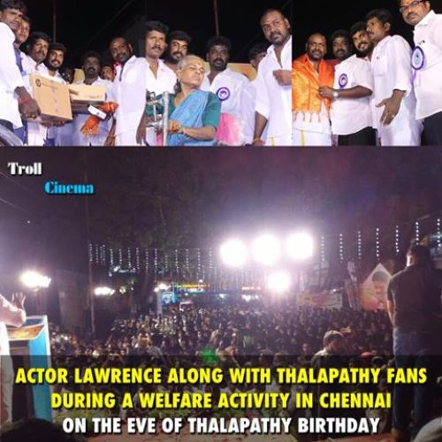 Vijay fans welfare activities on vijay birthday photos