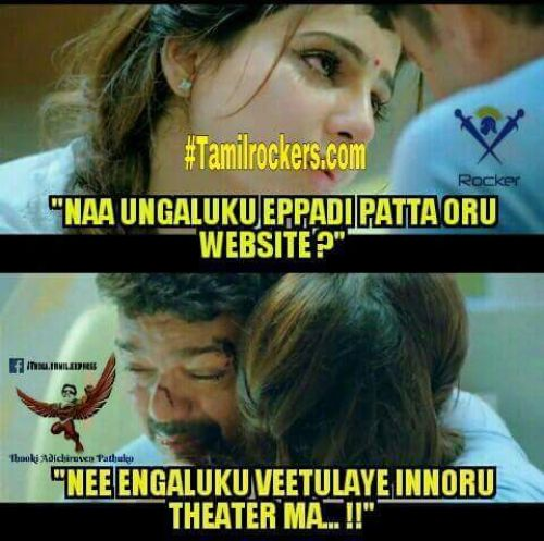 Kabali tamil rockers website