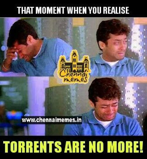 Torrent farewell public reaction in tamil