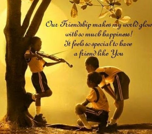 Special friends quotes