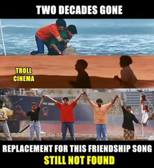 Friendship day best tamil scenes