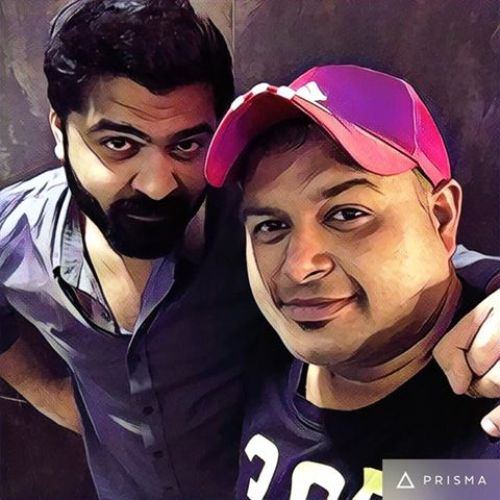 Looks like #Thaman and #STR as well are undergoing #Prisma Fever!