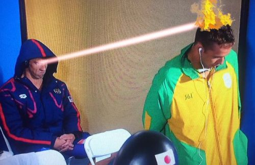 Michael Phelps Olympics Funny Reaction Photos