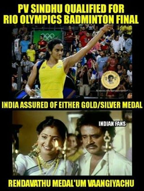 Indian girls achievement in Rio Olympics