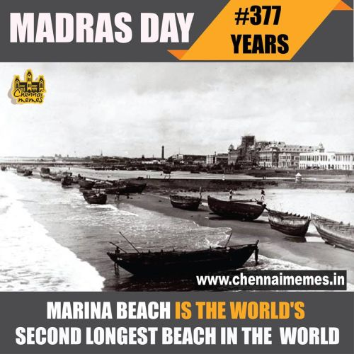 Madras Day Facebook Posts