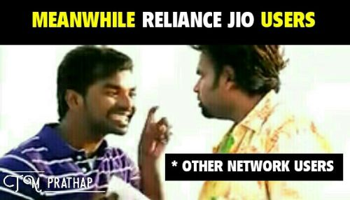 Reliance 4g sim users reactions