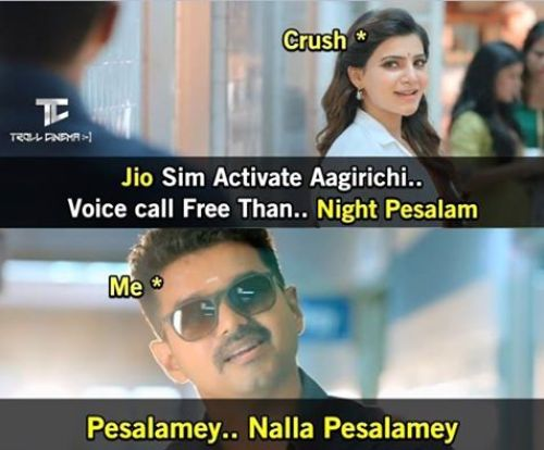 Reliance jio memes in tamil