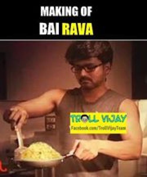 Latest vijay trolls