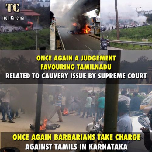 Supreme court judgement on cauvery issue pictures