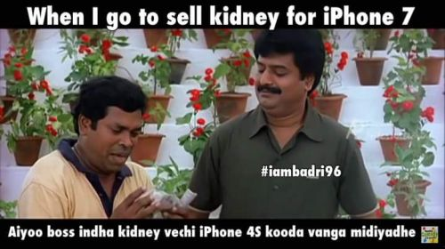 Iphone 7 funny images