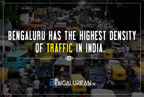 Amazing facts about Bengaluru