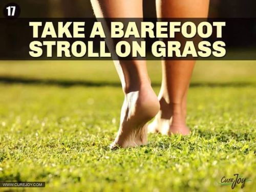 Barefoot walk quotes