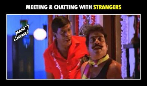 Facebook chat funny tamil memes