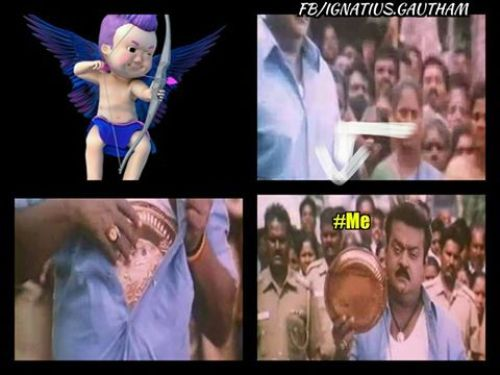 Remo movie love cupid memes