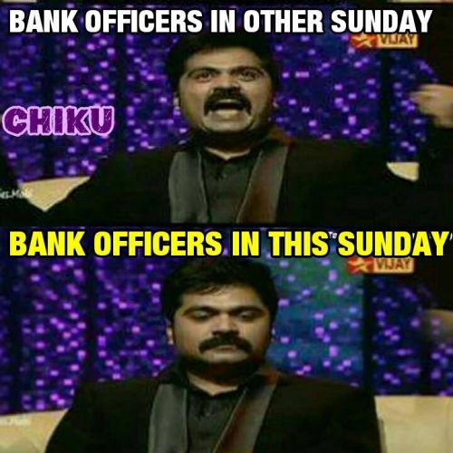 Bank officers memes