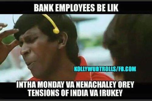 Monday work memes